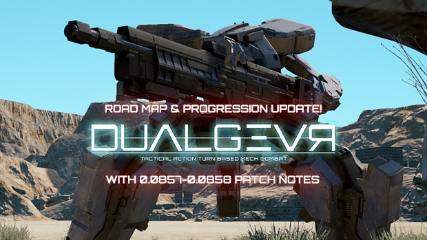 Patch Note 0.0857-0.0858 with Road Map & Progression update!