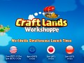 24 Hours to Go Until Launch! | Craftlands Workshoppe
