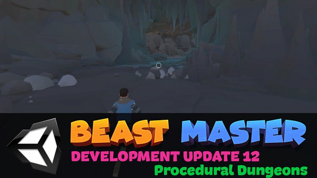 Beast Master - Development Update 12 - Procedural Dungeons