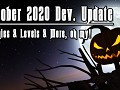 October 2020 Development Update