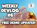 Glyph Open Alpha - Weekly Update #6 - Now with more forbidden towers!