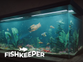 Check out the trailer for the game Fishkeeper — an aquarium Sims game!!