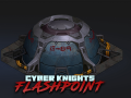 Cyber Knights October Progress Report - completing stretch goals and marching to alpha