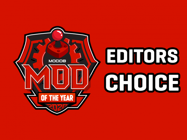 Editors Choice - Mod of the Year 2020