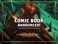 Alaloth - Champions of The Four Kingdoms is getting a comic book!