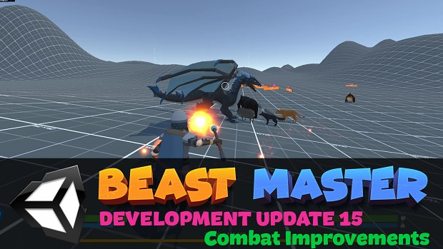 Beast Master - Dev Update 15 - Combat Improvements
