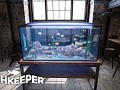 Watch the relaxing gameplay of Fishkeeper — an aquarium Tamagotchi!