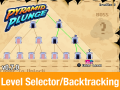 Pyramid Plunge v0.7.0 - Level Selector/Backtracking