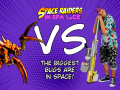 Space Raiders in Space Launches Comedic Comic-Inspired Tower Defense on PC