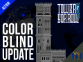 Tower of Sorrow - Color Blind version on the way!