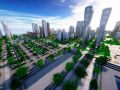 0.45 goes live with roundabouts, new decorations and a bunch of fixes
