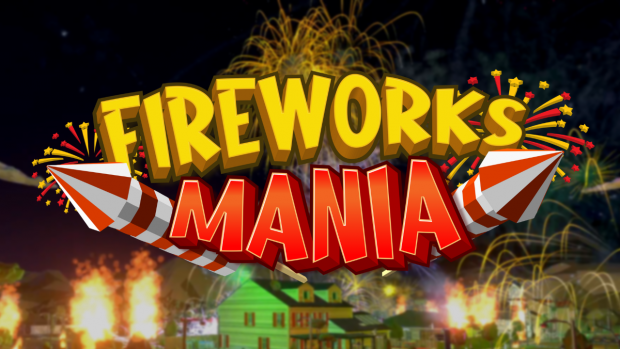 Fireworks Mania - Out Today on Steam