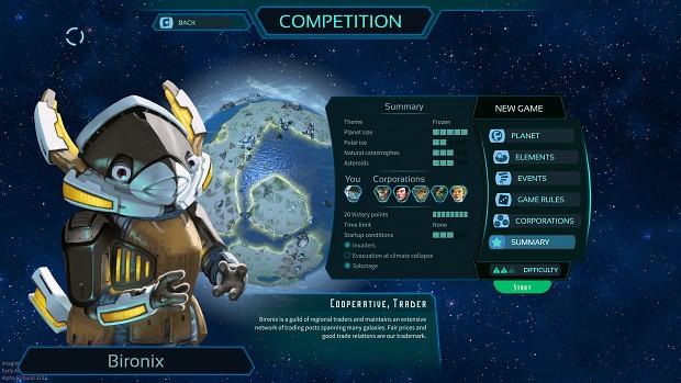 Update 63 - Character Revolution