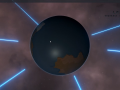 """Zooming in on a """"Homeworld""""-style tactical map"""