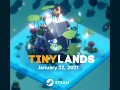 Tiny Lands official release date on Steam!