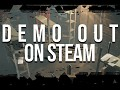 Update and Demo out on Steam
