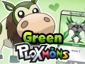 Preview: All Green Ploxmons Cards!