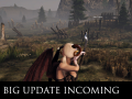 Big Update Incoming (Skill System, Magic, Minions and more)
