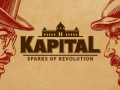 Sandbox Economy Simulation Kapital: Sparks of Revolution Coming this Fall on PC