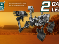 Rover Mechanic Simulator - Perseverance DLC: 2 days left!