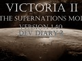 Victoria II: Supernations Mod v. 1.40 - Development Diary 3 [The American Civil War]