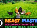 Beast Master - Dev Update 19 - Health Bar & AI Improvements