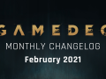 Monthly Changelog [February 2021]