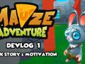 Devlog 01 - Back Story & Motivation