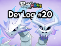 Ploxmons DevLog #20- New and reworked abilities
