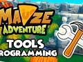Devlog 02 - Tools Programming, Editor Window for Maze Generation