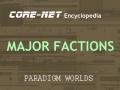 PARADIGM WORLDS: MAJOR FACTIONS / NATIONS - Encyclopedia