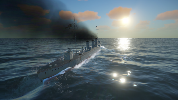 First public pre-alpha version of Naval Hurricane.