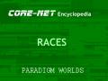 PARADIGM WORLDS: Creatures: Races - Encyclopedia