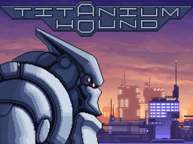 Titanium Hound - alpha version 0.04