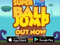 Super Ball Jump, it's like Angry Birds had kids with Super Mario! VUXIA's first debut title