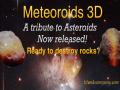 Meteoroids 3D released!
