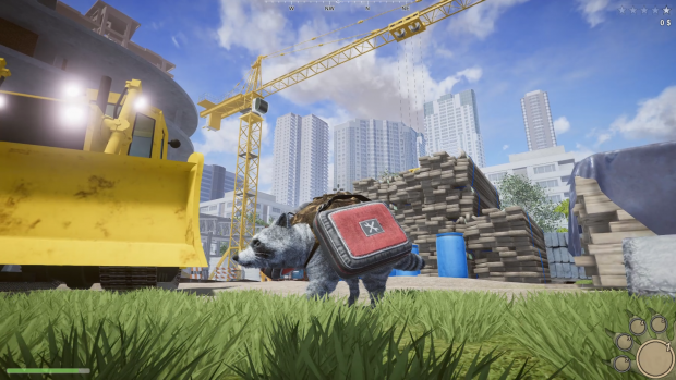 WANTED RACCOON - RELEASE in Early Access!