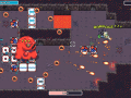 RAMPAGE Mode in Rogue Star Rescue! A bullet-hell shooter on steroids