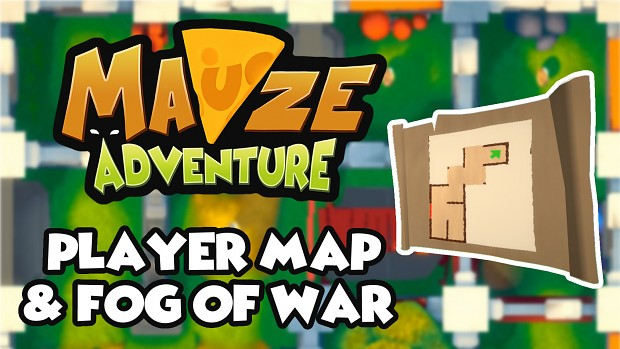 Devlog 03 - Player Map and Fog of War
