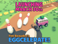 Drive a Racecar to Deliver Eggs for the Bunny this Easter! Releasing March 30th!