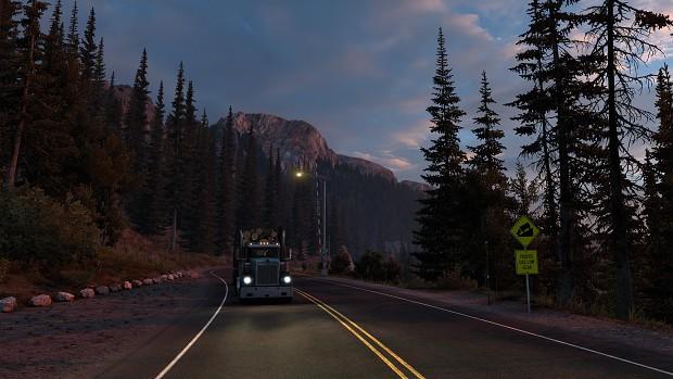 American Truck Simulator: 1.40 Release