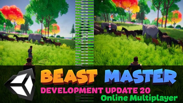 Beast Master - Development Update 20 - Multiplayer