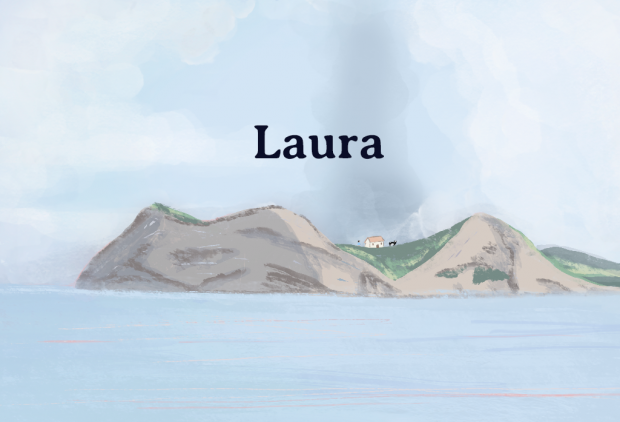Laura, a game about the WWI in Azores