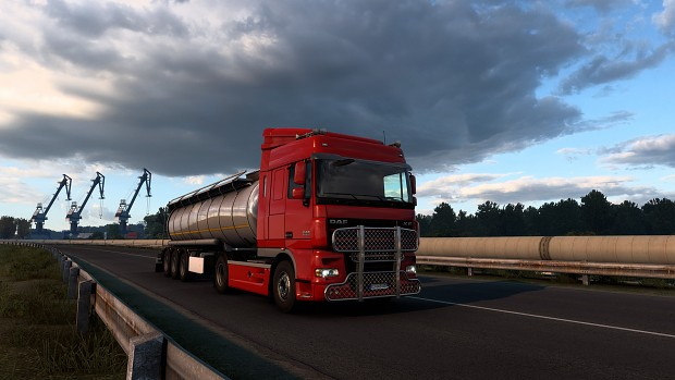 Euro Truck Simulator 2: 1.40 Release