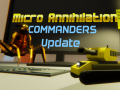 The COMMANDERS Update