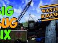 WANTED RACCOON - Big Bug fix #1
