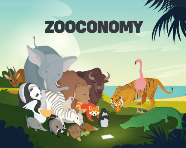Animal Exchange works in Zooconomy