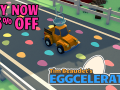 Are You Fast Enough to Deliver Eggs for the Easter Bunny? On Steam now for 25% off!
