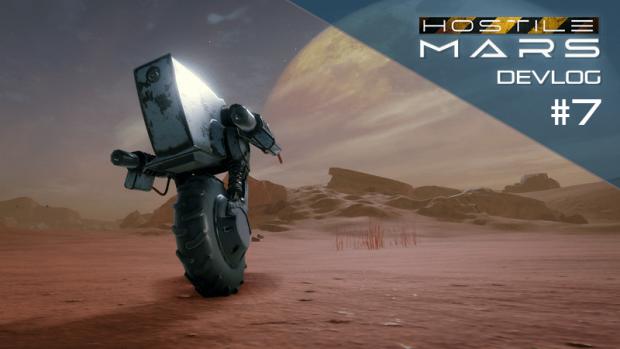 Hostile Mars Devlog #07