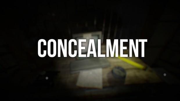 Concealment Fixes